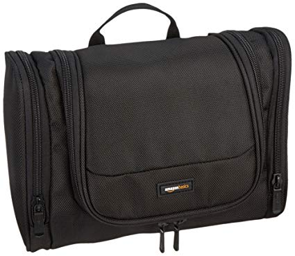 Amazon Basics men toiletry bag