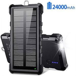 BEARTWO Solar Power Panel Charger