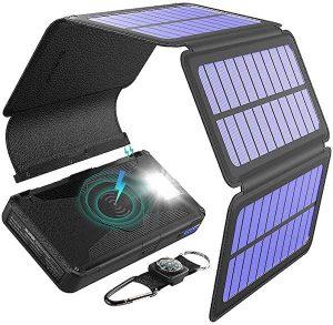 BLAVOR Solar Charger 20000 mah