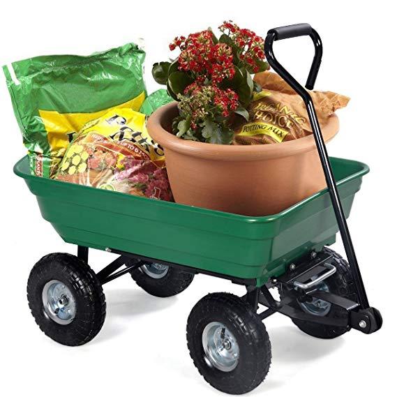 Top 9 Best Garden Wagons Reviews