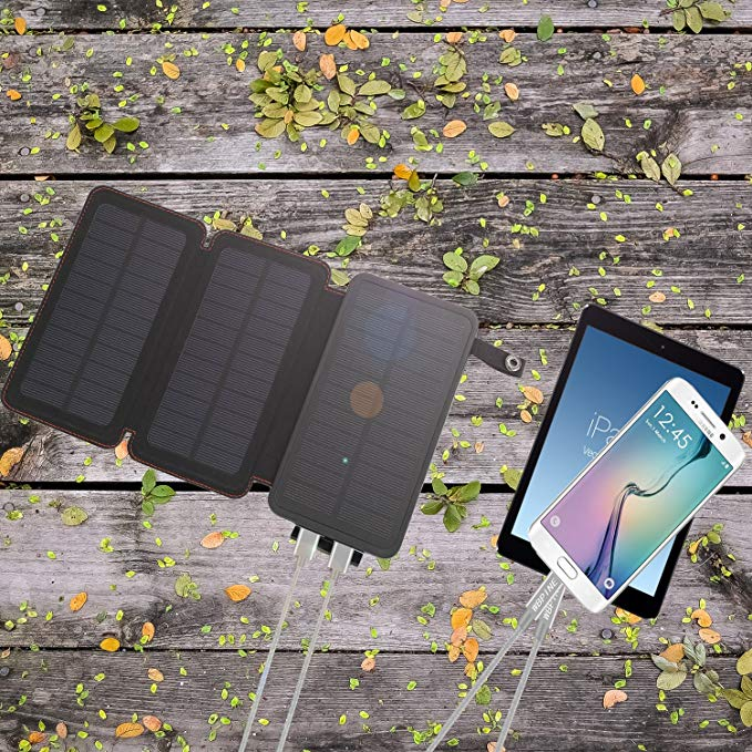 Best Solar Power Phone Chargers