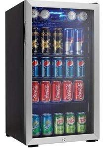 Danby DBC120BLS Stainless Steel Beer Cooler