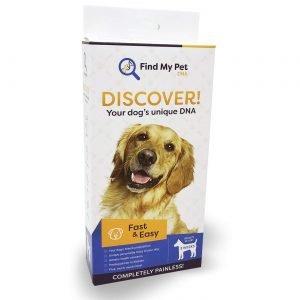 Find My Pet DNA Dog DNA Test kit