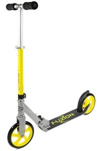 Fuzion Cityglide Adult Kick foldable electric Scooter