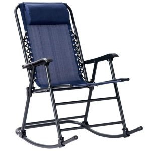 Goplus Folding Rocking Chair