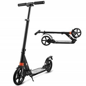 Hikole Foldable Scooter for Adult and Teens