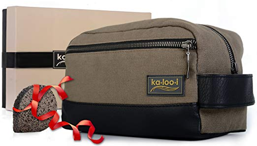 Kalooi Toiletry Bags for men