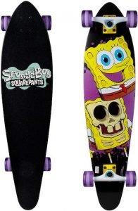 Kryptonics Spongebob Longboard Complete Skateboard