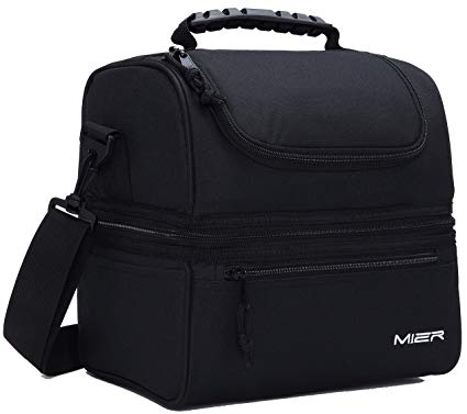 MIER adult insulated lunch boxes