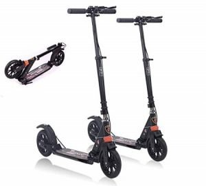 MONODEAL Adjustable Height Scooter