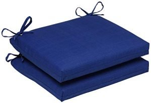 Pillow Perfect Indoor - Outdoor Solid Seat Cushion