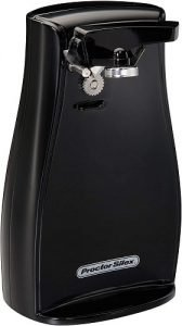 Proctor Silex Electric Can Opener
