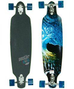 Sector 9 Sidewinder Longboard skate board