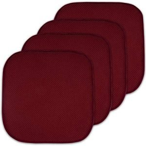 Sweet Home Collection Memory Foam Honeycomb Cushion