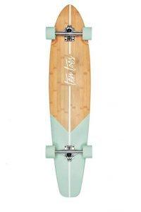 Ten Toes Board Emporium Zed Bamboo Longboard