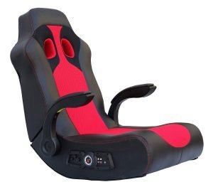 X Rocker 5172801 Ace Bayou Vibe Sound Chair