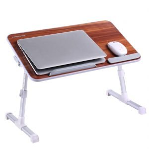 Portable Laptop Table by Superjare
