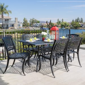 Great Deal Furniture Marietta Dining Set