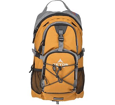 Teton Sports Oasis 1100 2 Liter Hydration Backpack for Running