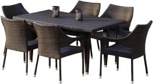 Christopher Knight Home Outdoor Dining Set