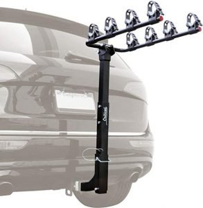 Critical Cycles 2-Inch Hitch Mount Bicycle Rack