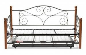 Doral Complete Spring Daybed and Pop-Up Trundle Bed