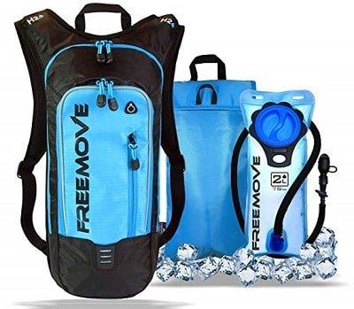 FREEMOVE Hydration Vest pack for running
