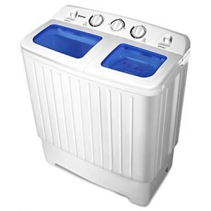 Giantex Mini Twin Tub Washer and Dryer