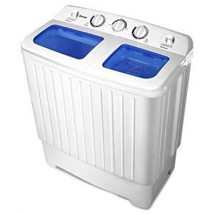 Giantex Mini Twin Tub Washer and Dryer