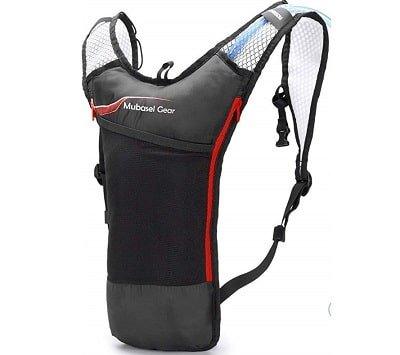 Musabel Hydration Backpack Vest for running