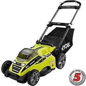 Ryobi RY40180 40V Brushless Cordless Electric Mower