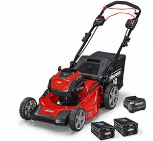 Snapper XD 82V MAX Electric Cordless Self-Propelled Lawnmower