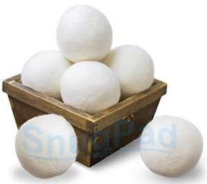 SnugPad Wool Dryer Balls