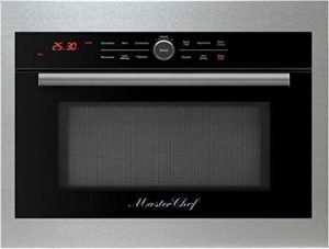 Master Chef Built In Microwave