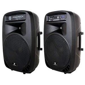 PRORECK PARTY Portable Combo Speaker