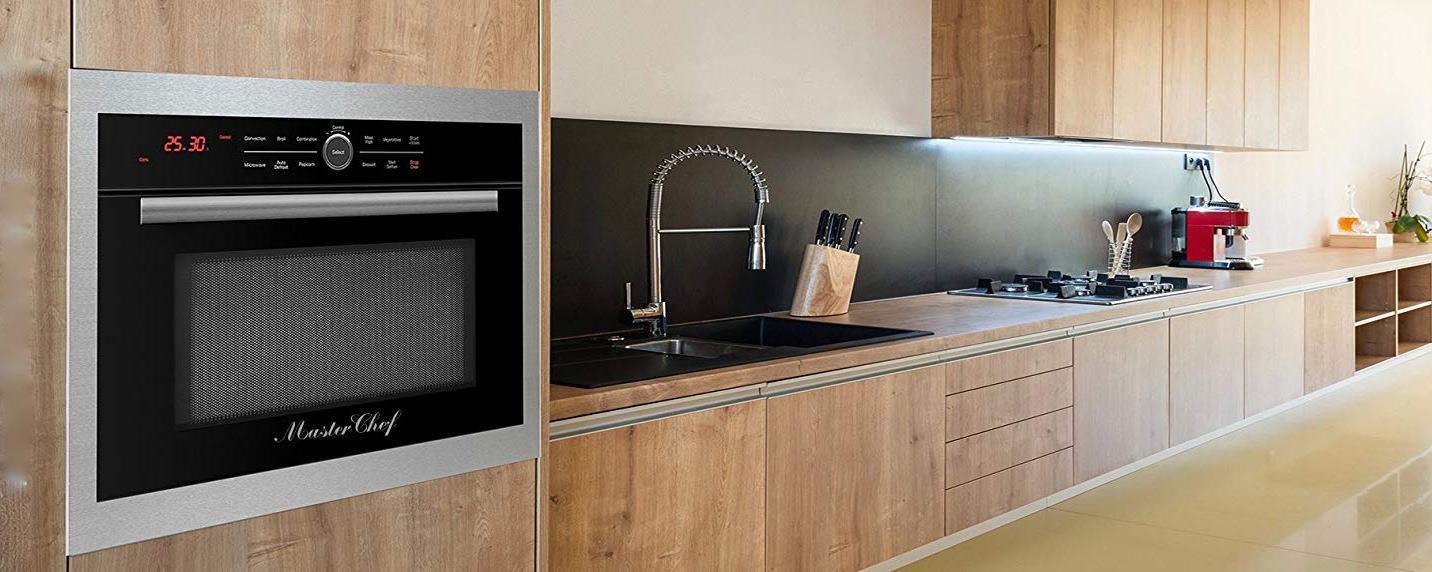 Top 9 Best Built In Microwaves Review