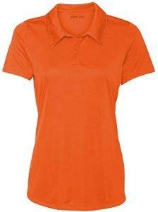 Women's Dri-Equip Golf Polo Shirts