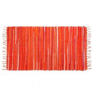 Ojia Cotton Reversible Rag Rug