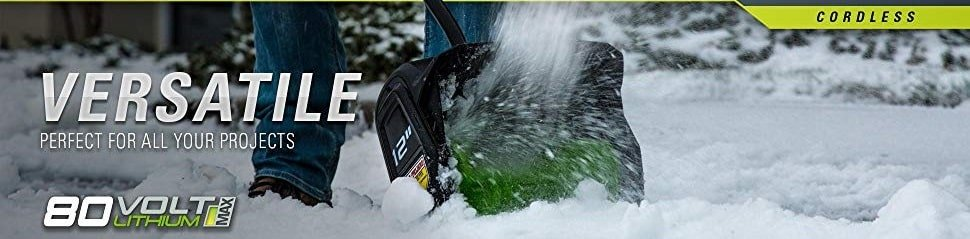 Cordless snow shovel Features And Functionalities