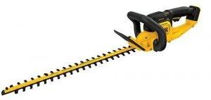 Dewalt DCHT820B Long Reach Electric Hedge Trimmer