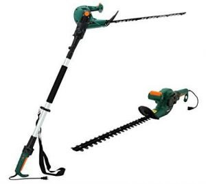 Doeworks Long Reach Electric Hedge Trimmer