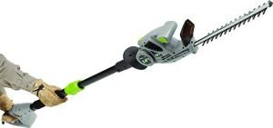 Earthwise CVPH41018 Long Reach Electric Hedge Trimmer