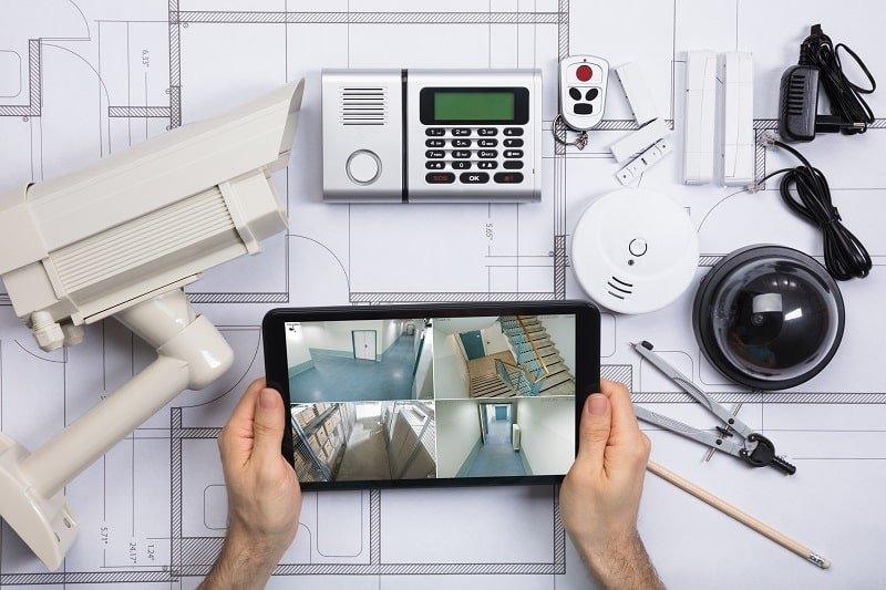 Home Surveillance Cameras Live