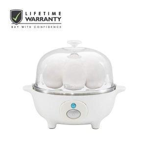 Elite Cuisine EGC-007 Easy Electric Egg Poacher