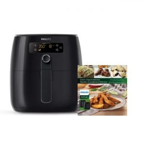 Philips HD9641/99 Avance Digital Turbostar Frustration Free Airfryer