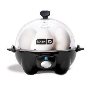 Dash Rapid Egg Cooker: 6 Egg Capacity Electric Egg Cooker