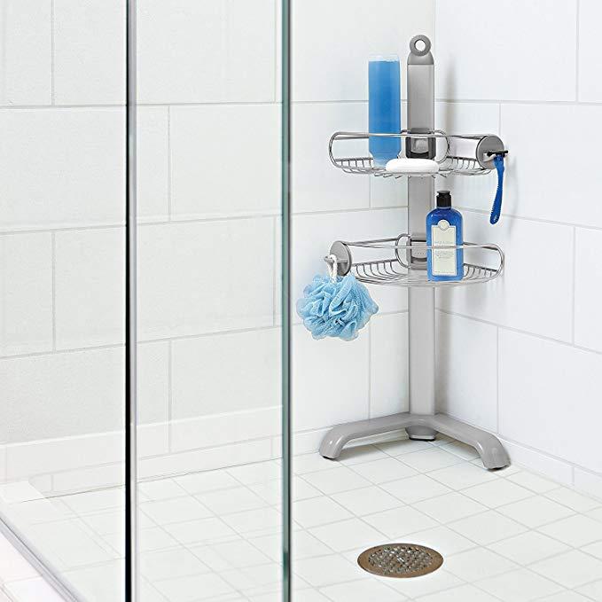 Top Best Bathroom Corner Shelves Review