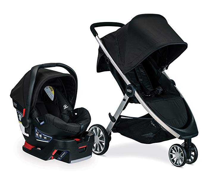 Britax B Agile & B Safe 35 Travel System