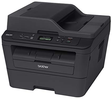 Brother, Wireless Compact DCPL2540DW Laser Printer