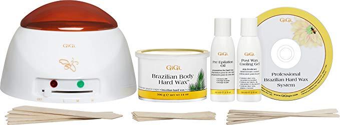 Gigi Brazilian Waxing Kit